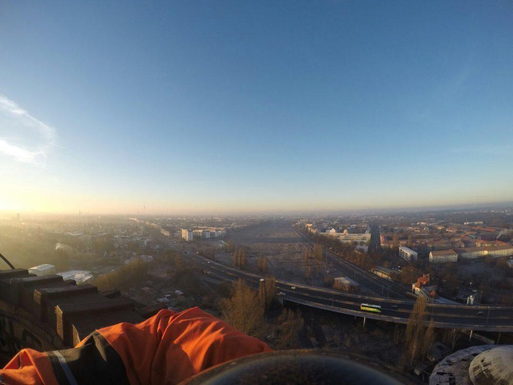 Ein paar Wochen Berlin